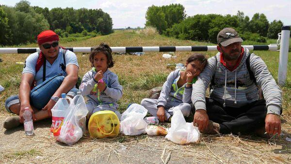 Las guerras de Irak y de Libia provocaron la crisis de migrantes, dice senador - Sputnik Mundo