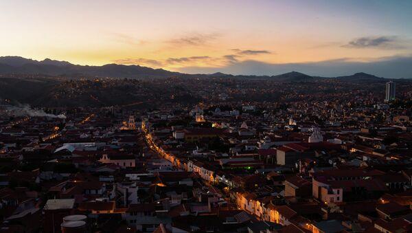 Sucre, capital de Bolivia - Sputnik Mundo