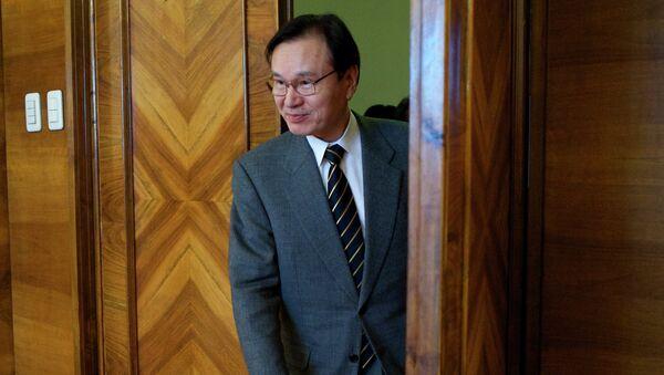 Shotaro Yachi, secretario general del Consejo Nacional de Seguridad de Japón - Sputnik Mundo