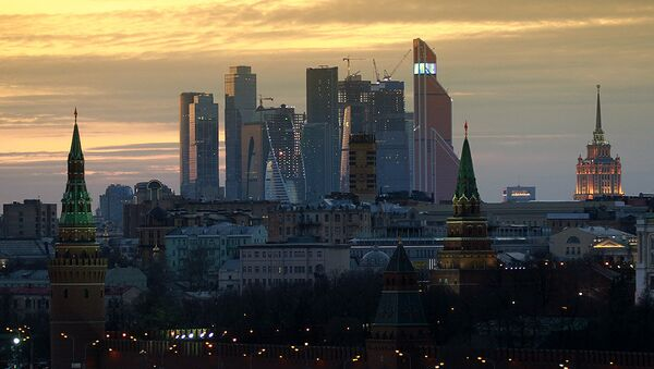 Moscú, capital rusa - Sputnik Mundo