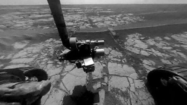 Once años en Marte - Sputnik Mundo