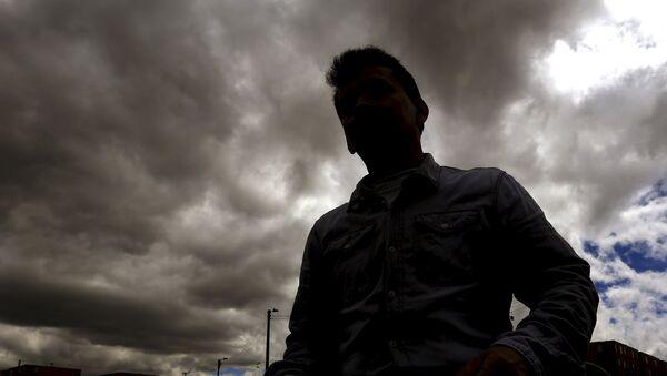 Miembro de las FARC (archivo) - Sputnik Mundo