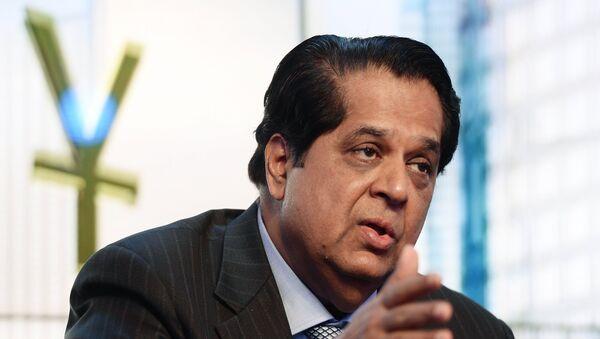 Kundapur Vaman Kamath, presidente del Nuevo Banco de Desarrollo de BRICS - Sputnik Mundo