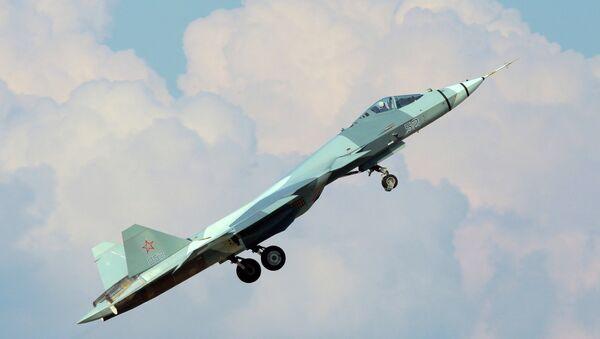 Avión ruso PAK FA - Sputnik Mundo