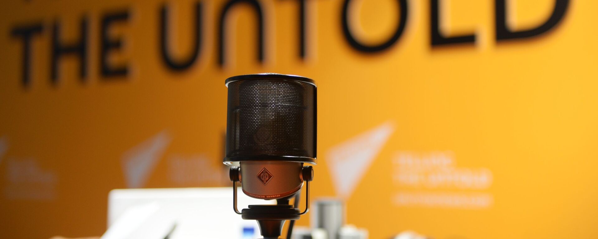 Radio Sputnik  - Sputnik Mundo, 1920, 13.04.2021