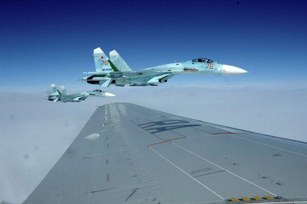 Los aviones más temibles de la Fuerza Aérea rusa - Sputnik Mundo