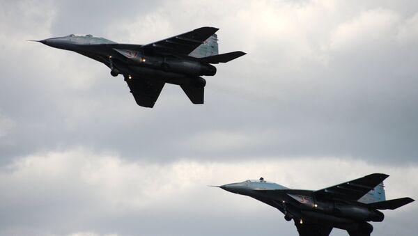MiG-29 (Fulcrum, según clasificación de la OTAN) - Sputnik Mundo