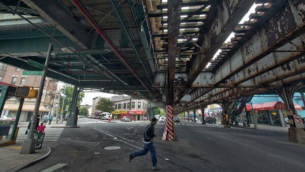 Bronx - Sputnik Mundo