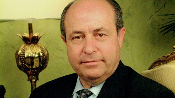 José Torres Hurtado, alcalde de Granada - Sputnik Mundo