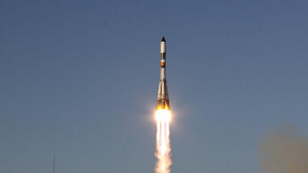 Cohete ruso Soyuz-U - Sputnik Mundo