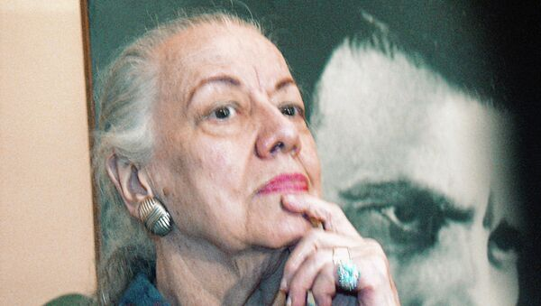 Patricia Thomson (archivo) - Sputnik Mundo