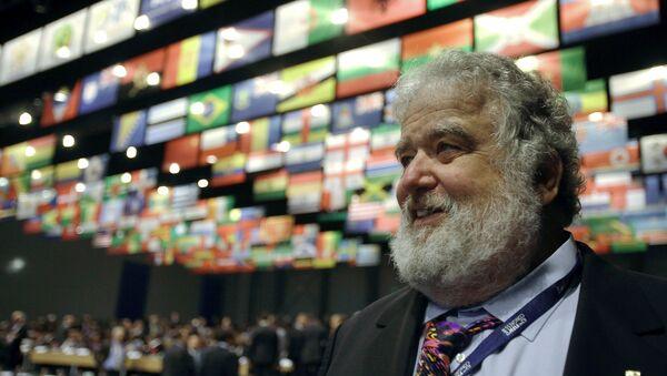 Chuck Blazer, antiguo miembro del Comité Ejecutivo de la FIFA - Sputnik Mundo