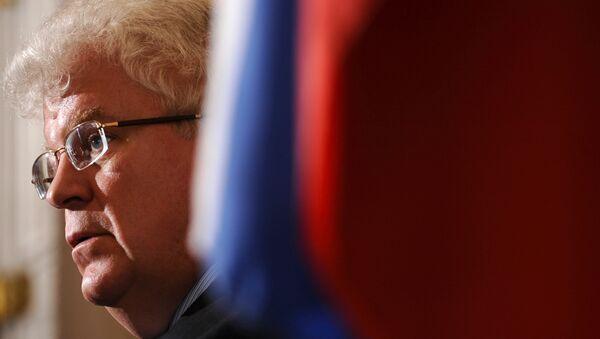 Vladímir Chizhov, embajador de Rusia ante la Unión Europea - Sputnik Mundo