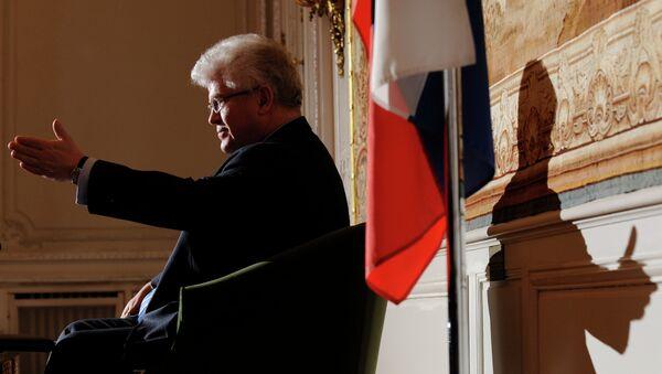 Vladímir Chizhov, embajador ruso ante la UE - Sputnik Mundo