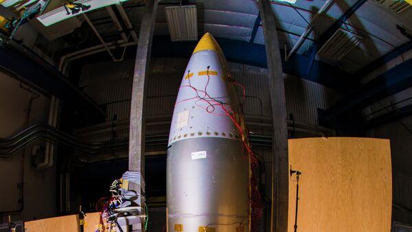 Bomba atómica B61-12 - Sputnik Mundo