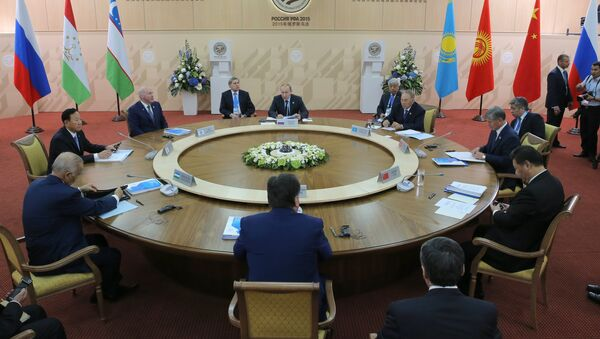 Culmina la cumbre de la OCS con un llamado a la paz en Ucrania - Sputnik Mundo