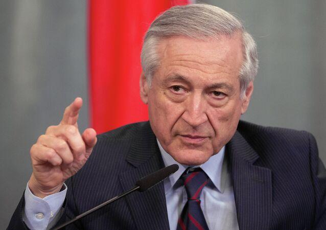Heraldo Muñoz, ministro de Exteriores de Chile