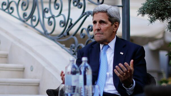 John Kerry - Sputnik Mundo
