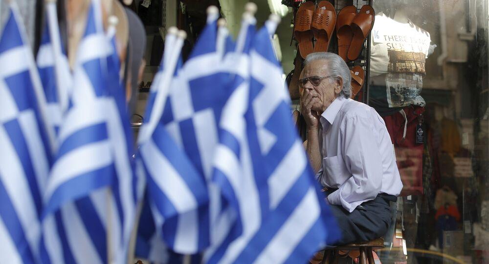 El paquete rescate a Grecia incluye €74.000 millones del MEE, €16.000 millones del FMI, dice diplomático