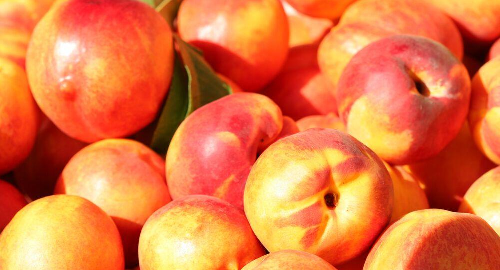 Nectarinas (imagen referencial)