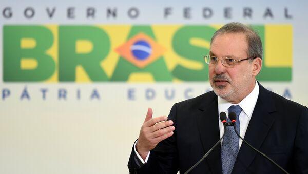 Armando Monteiro Neto, ministro de Comercio e Industria de Brasil - Sputnik Mundo