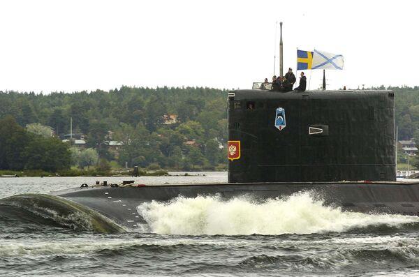Los submarinos más temibles de la Armada rusa - Sputnik Mundo