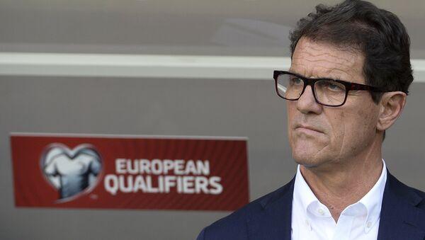 Fabio Capello, exdirector técnico de la selección nacional de Rusia - Sputnik Mundo