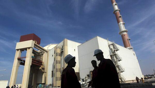 Central nuclear de Bushehr - Sputnik Mundo