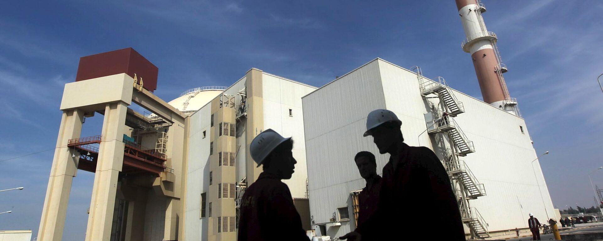 La central nuclear de Bushehr en Irán - Sputnik Mundo, 1920, 07.07.2021