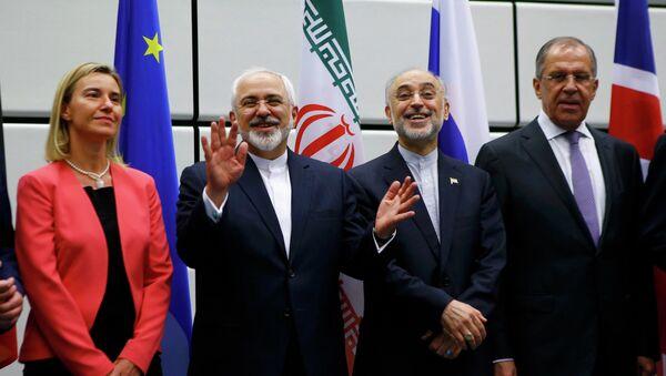 Negociaciones sobre programa nuclear iraní en Viena - Sputnik Mundo