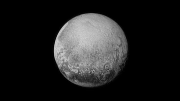Pluto as seen from New Horizons on July 11, 2015 - Sputnik Mundo