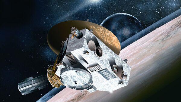 Nave espacial New Horizons - Sputnik Mundo
