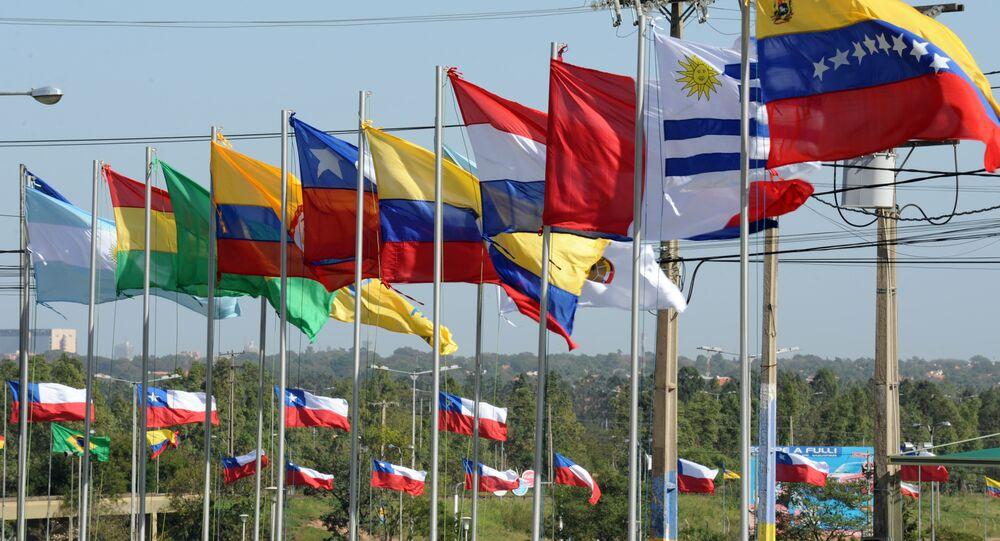 Cumbre de Mercosur (archivo)