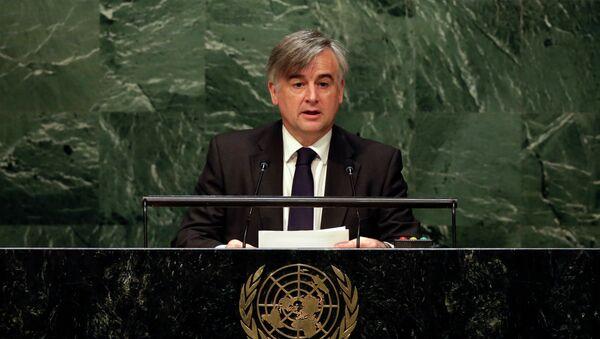 El secretario de Estado de Asuntos Exteriores de España, Ignacio Ybáñez - Sputnik Mundo