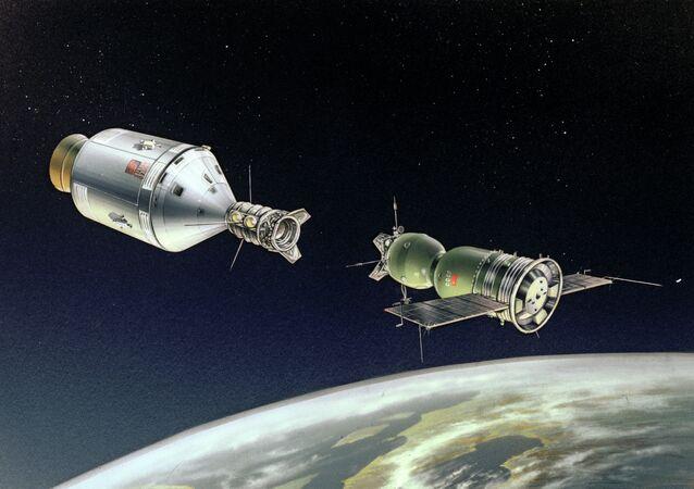 Soyuz-Apolo: comienzo de la cooperación en el espacio