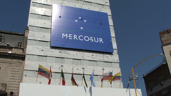 Mercosur - Sputnik Mundo
