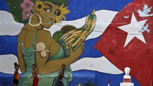 Asamblea General de la ONU debate resolución sobre final del embargo a Cuba - Sputnik Mundo