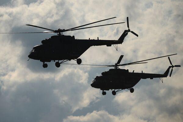 Aviones y helicópteros de la aviación naval rusa - Sputnik Mundo