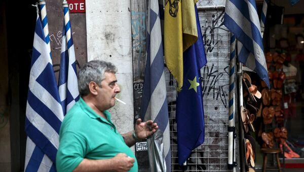 Experto alemán asegura que Grecia no devolverá el dinero que se le otorgue - Sputnik Mundo