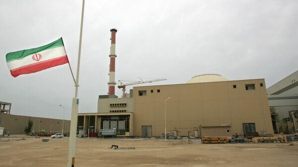 Central nuclear de Bushehr en Irán (archivo) - Sputnik Mundo