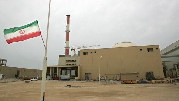 Central nuclear de Bushehr en Irán - Sputnik Mundo