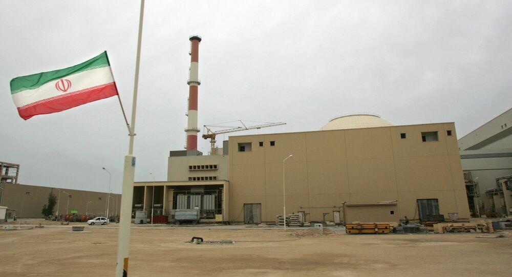 Central nuclear de Bushehr en Irán (archivo)