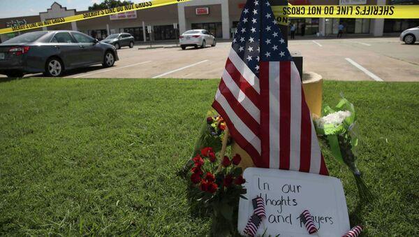 Cuatro marines mueren en un tiroteo en EEUU - Sputnik Mundo