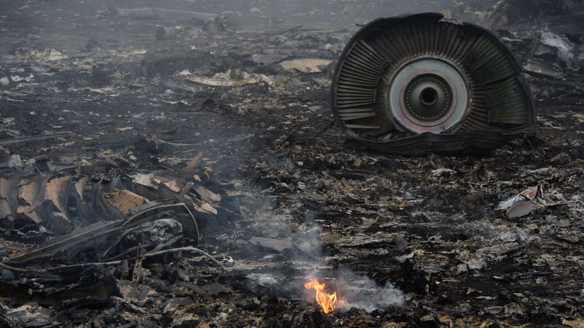Lugar del siniestro del vuelo MH17 - Sputnik Mundo, 1920, 08.06.2021