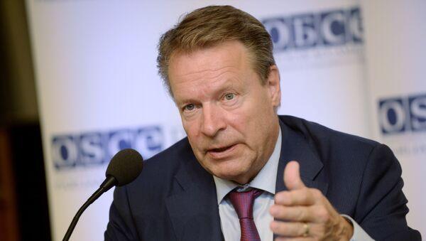 Ilkka Kanerva, jefe de la Asamblea Parlamentaria de la OSCE - Sputnik Mundo