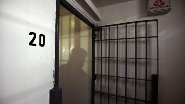 Una cárcel (Archivo) - Sputnik Mundo