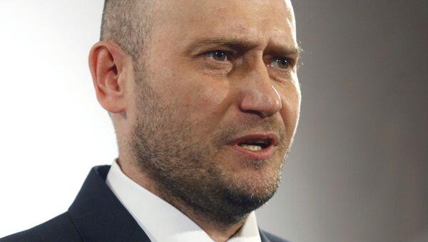 Dmitri Yarosh, líder del ultraderechista grupo ucraniano Pravy Sektor - Sputnik Mundo
