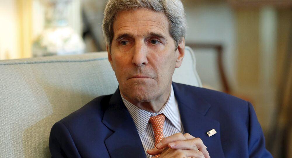 John Kerry, exsecretario de Estado de EEUU (archivo)