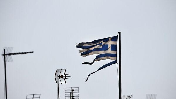 Grecia es campo de batalla ideológico y financiero, según premio Nobel - Sputnik Mundo
