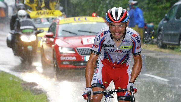 Joaquim Rodríguez, ciclista español - Sputnik Mundo